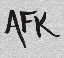 AFK - Black | Unisex T-Shirt