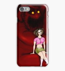 In the Lap of Lechery iPhone Case/Skin
