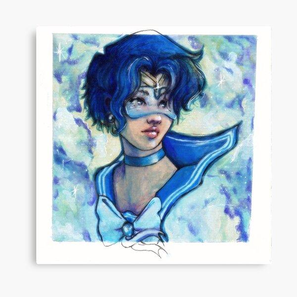 SS Watercolor Series - Mercury Canvas Print