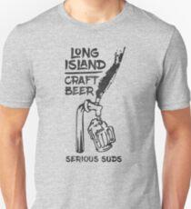 Long Island Craft Beer Unisex T-Shirt