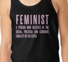***Flawless - Feminist Tank Top