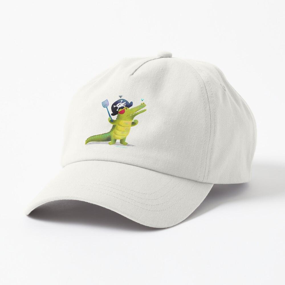 Captain Pirate Crocodile Cap
