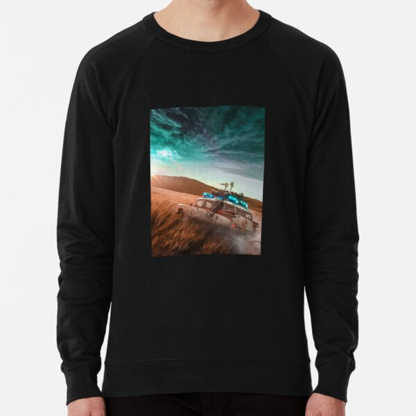 Ghostbusters Afterlife 2021 Movie  Lightweight Sweatshirt