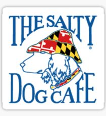 The Salty Dog - Maryland Edition Sticker