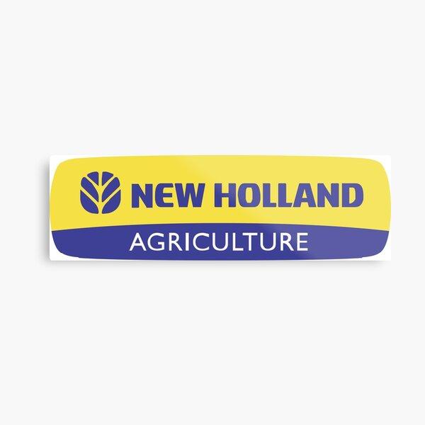 lhapyera-New-Holland-Agriculture-antarane Metal Print