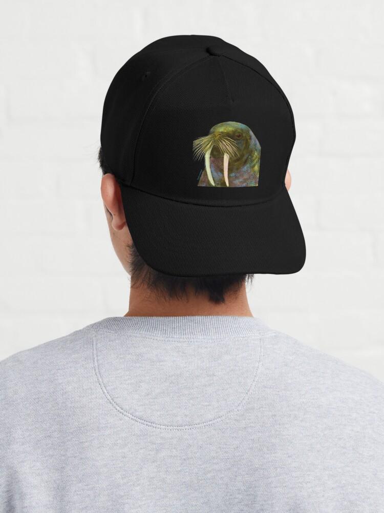 Alternate view of Walrus Cap