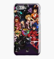 Tales Of Ladybug and Chat Noir iPhone Case/Skin