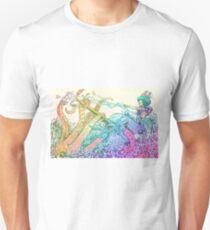NARWHAL VS GIANT SQUID Unisex T-Shirt
