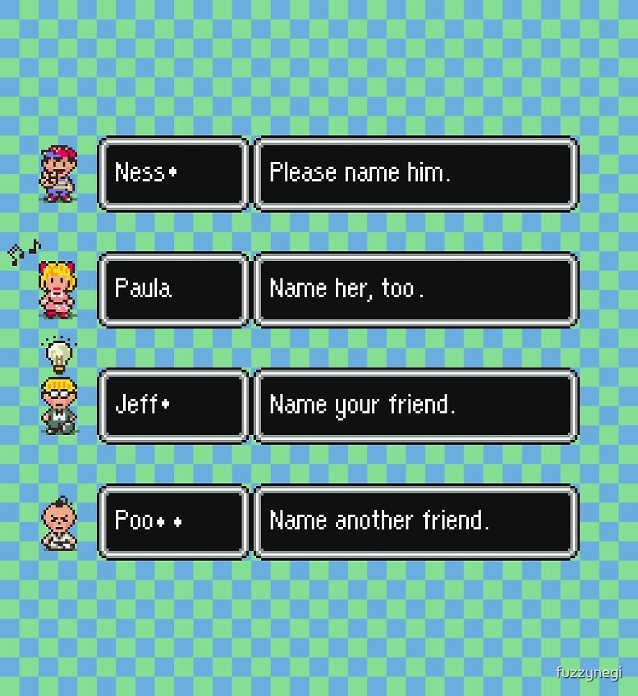 Your Name, Please by fuzzynegi