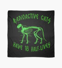 Radioactive Cats Scarf
