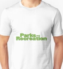 Parks and Rec logo Unisex T-Shirt