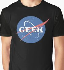 Space Geek Graphic T-Shirt