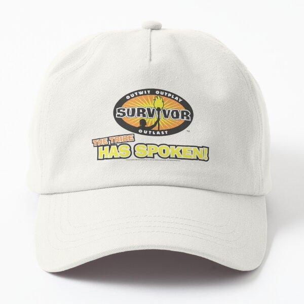 CBS165_Survivor Tribe Has Spoken   Dad Hat