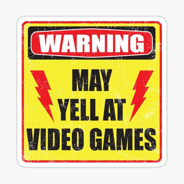 """000 + Ansichten Für den ernsthaften Spieler, der schreit, wenn er beim Spielen von Videospielen stirbt ... """"! http: //bit.ly/pmzCum!"""": http: //twitter.com/Buzatron/ """"! http: //bit.ly/qIDOtV!"""": http: //buzatron.tumblr.com/ """"! http://bit.ly/nsam9D!"""":http: Sticker"""