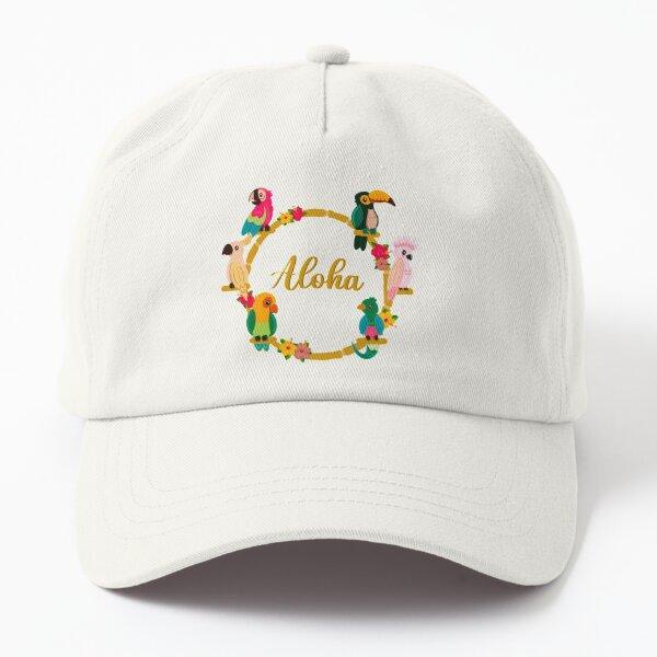 Tweet Me Aloha Dad Hat