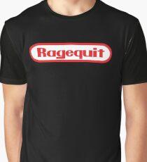 Ragequit Graphic T-Shirt