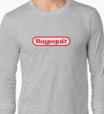 Ragequit Long Sleeve T-Shirt