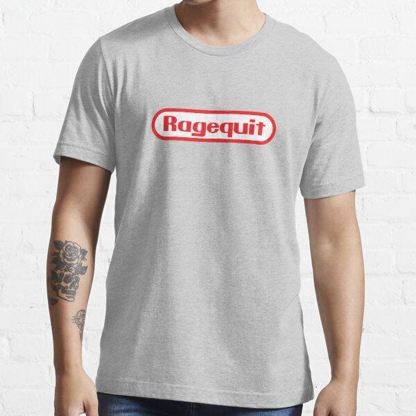Ragequit Essential T-Shirt