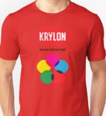 Krylon Spray Paint 8-Bit T-Shirt