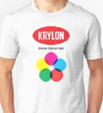 Krylon Spray Paint 8-Bit T-Shirt