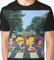 Ness' Road Graphic T-Shirt