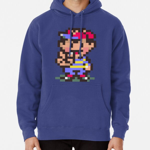 Ness - Earthbound Pullover Hoodie