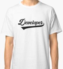 Team Developer Tee Classic T-Shirt