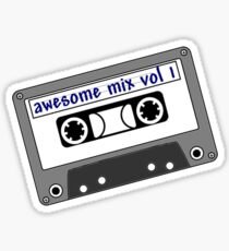 Awesome Mix Sticker