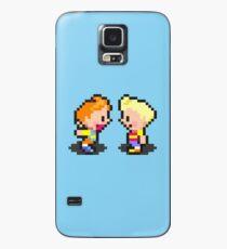 Junge Lucas & Claus - Mutter 3 Hülle & Klebefolie für Samsung Galaxy