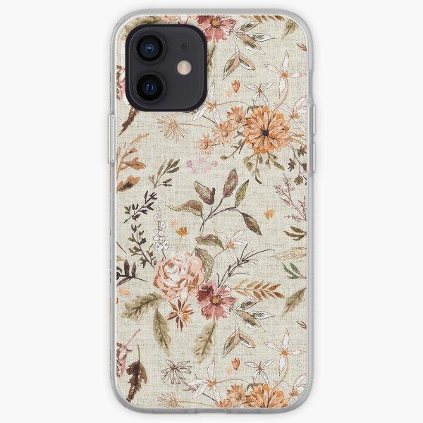 Delilah (autumn)  iPhone Soft Case