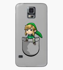 Pocket Link Hero of Time Zelda Case/Skin for Samsung Galaxy