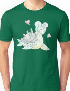 Lapras Watercolour Unisex T-Shirt