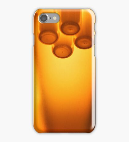 spilt light iPhone Case/Skin