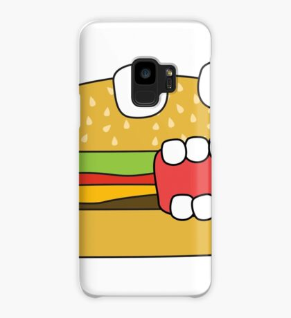 zombie cheeseburger Case/Skin for Samsung Galaxy
