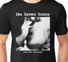 THE BROWN BUNNY -VINCENT GALLO- Unisex T-Shirt