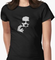 nick cave Women's Fitted T-Shirt