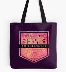 Women & Women First Tote Bag
