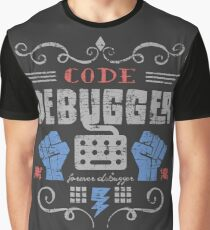 Code Debugger Graphic T-Shirt