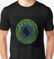 Jacksepticeye Quotes Unisex T-Shirt