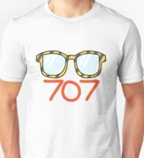 707's glasses T-Shirt