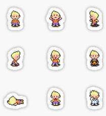 Lucas! Lucas! Sticker