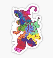 Jackalope Sticker