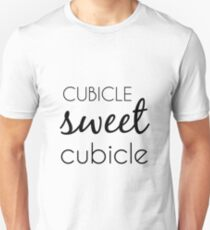 Cubicle Sweet Cubicle T-Shirt