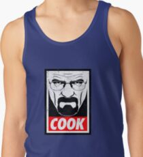 Walter White - Cook Tank Top