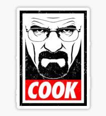 Walter White - Cook Sticker