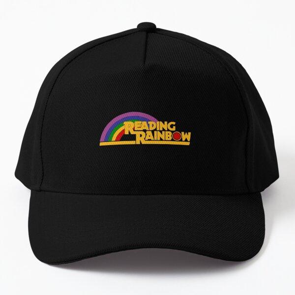 Best Selling - Reading Rainbow Merchandise Baseball Cap