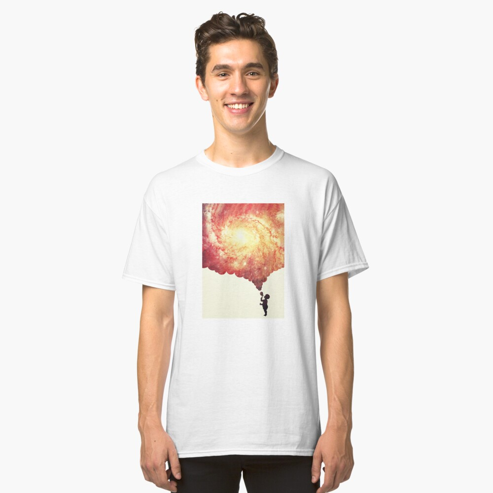 The universe in a soap-bubble! Classic T-Shirt