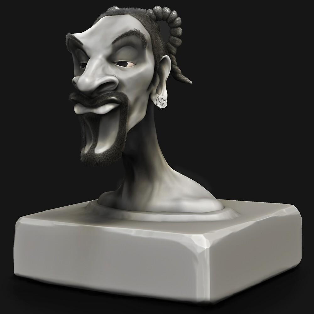 Snoop Dogg by SKernerman