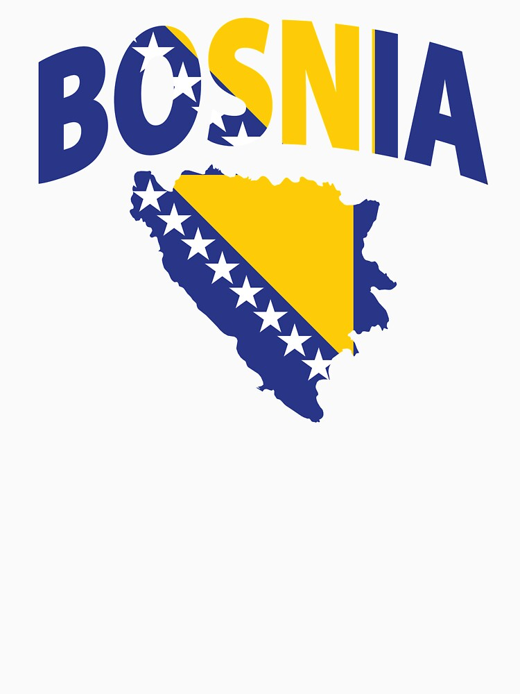 Bosnia flag by mamatgaye