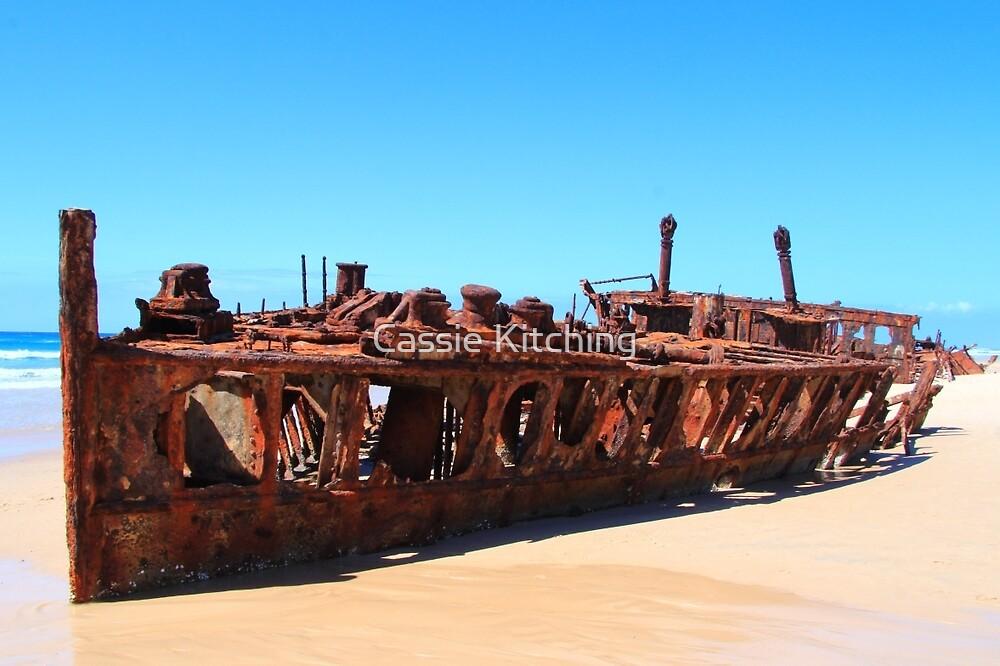SS Maheno 3 by Cassie Robinson